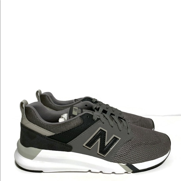 Mens New Balance MS009GM1 Grey Lifestyle Shoe NWT